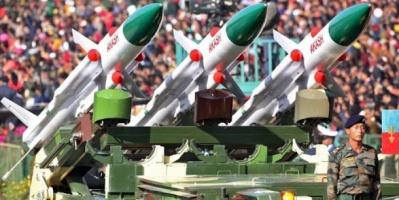 الهند تنشر أنظمة دفاع صاروخي على حدودها مع الصين
