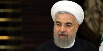 الرئيس الإيراني: هذا العام هو الأصعب علينا بسبب الضغوط وتفشي كورونا
