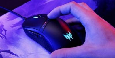 آيسر تكشف النقاب عن الفأرة Predator Cestus 350 الجديدة
