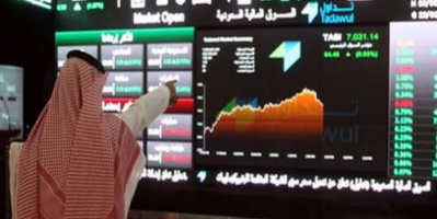 البورصة السعودية تغلق بالمنطقة الخضراء والمصرية تواصل نزيف خسائرها