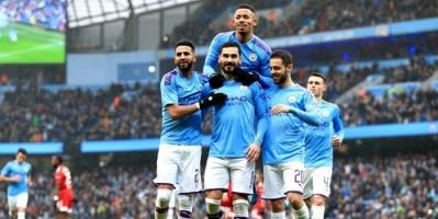 مانشستر سيتي بالقوة الضاربة لمواجهة نيوكاسل في كأس الاتحاد