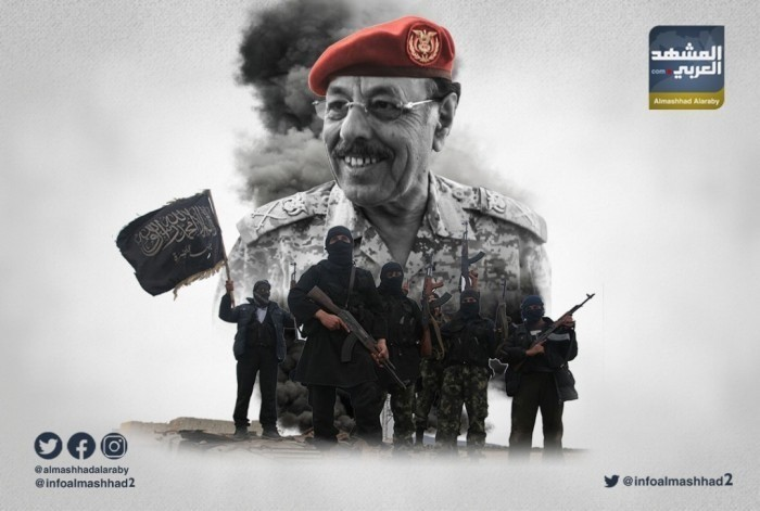 مليشيا الإخوان تخرق مجددًا وقف إطلاق النار بأبين