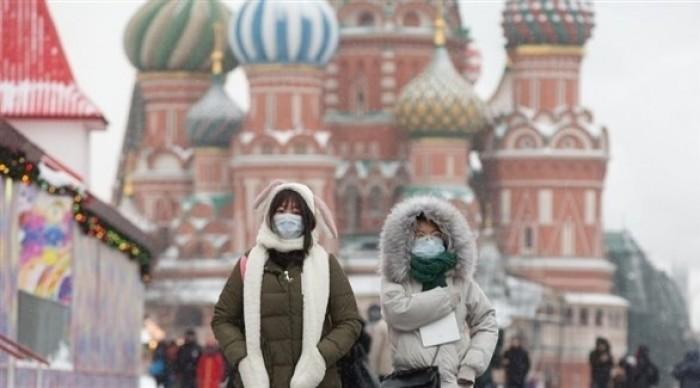 موسكو تُسجل 23 وفاة جديدة بفيروس كورونا
