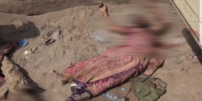 بالفيديو.. تصفية 9 حوثيين هاجموا الفازة