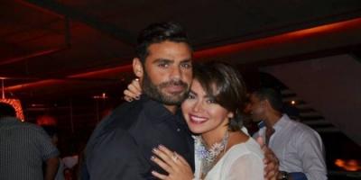 أول تعليق لـ لقاء الخميسي بعد شائعة إصابة زوجها عبدالمنصف بفيروس كورونا
