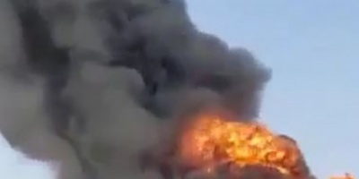 حرائق السوق السوداء تفضح الحوثيين