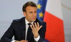 الرئيس الفرنسي: تركيا تتحمل مسؤولية جنائية عما يجري في ليبيا