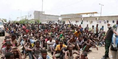 الحوثي يوظف المهاجرين الأفارقة لإرباك الجنوب