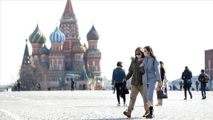 روسيا تُسجل 154 وفاة و6693 إصابة جديدة بفيروس كورونا