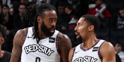 جوردان ودينويدي لاعبا السلة الأمريكية يعلنان إصابتهما بكورونا
