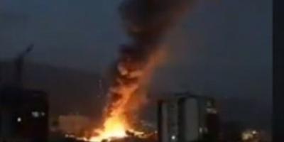 ارتفاع حصيلة قتلى انفجار شمال طهران إلى 19 شخصًا