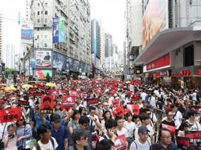 الصين تعتقل 30 شخصا معارضا في هونغ كونغ على قانون الأمن القومي  