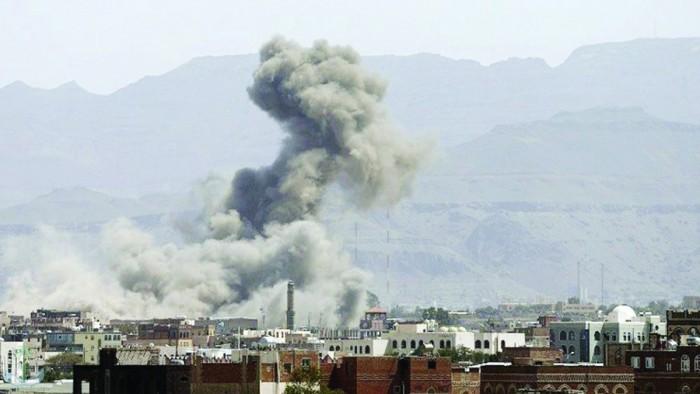 الحوثيون وقصف المزارع.. إرهاب يحرق الأرض والبشر