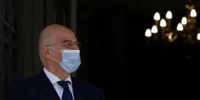 وزير الخارجية اليوناني يستنكر الغزو التركي لليبيا ويدعو إلى رحيله