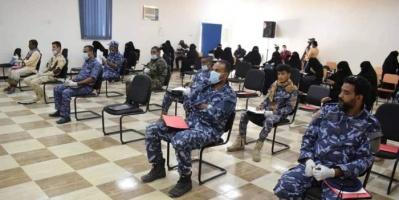 مشروع لتعزيز قدرات رجال الأمن بساحل حضرموت