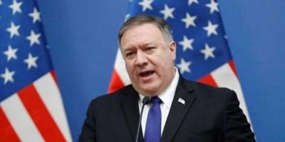 بومبيو: رفع حظر السلاح على إيران سيمكنها من تمويل الإرهاب