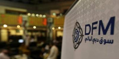 """بورصة دبي تغلق تداولات الأربعاء على انخفاض.. و""""العقارية"""" تقود الخسائر"""