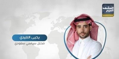 التليدي مهاجمًا وزير الخارجية اليمني: الشرعية مخترقة من الداخل