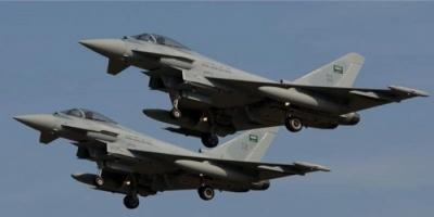 غارات على مخازن سلاح الحوثي في 4 محافظات