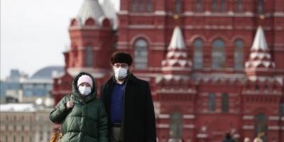 نحو 73% يصوتون على التعديلات الدستورية في روسيا