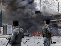 مصرع وإصابة 10 أشخاص إثر انفجارين مزدوجين بأفغانستان