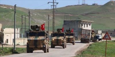 قوات تركية تسيطر على مرتفعات جبل خامتير بالعراق