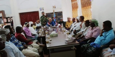 """""""انتقالي سقطرى"""" يحشد الجهود المجتمعية ضد الظواهر الدخيلة"""