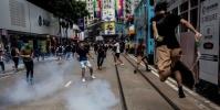 """نائب ترمب مهاجما قانون هونغ كونغ الصيني: """"خيانة"""""""