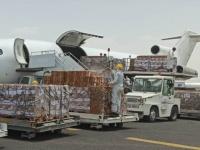 17 طن مساعدات طبية تصل إلى صنعاء