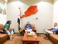 في اجتماع للإدارة الذاتية.. تعزيز التنسيق بين القوات الجنوبية
