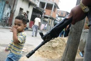 تحرير طفل اختطفته عصابة في الحبيلين