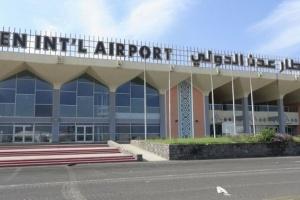 153 عالقا في الهند يصلون إلى مطار عدن