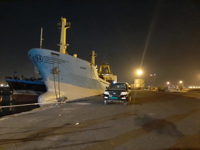 إجلاء 171 عالقا في جيبوتي بحرا إلى باب المندب
