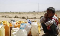 حرب الحوثي ونقص المياه.. صنابير تدر مأساة