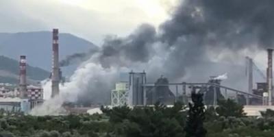 40 جريحا على الأقل في انفجار مصنع للألعاب النارية بتركيا  
