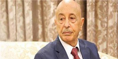 رئيس مجلس النواب الليبي: نقبل روسيا وسيط ولايوجد حل عسكري للأزمة