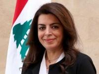 وزيرة المهجرين اللبنانية: الحكومة باقية ونسعى لإسراع وتيرة الإصلاح