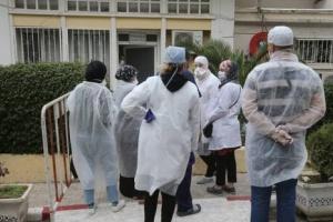 العراق يسجل 2312 إصابة جديدة بفيروس كورونا المستجد
