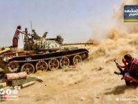 الجنوب يكسر كماشة الحوثي والشرعية في الضالع وأبين (ملف)
