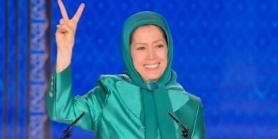 رجوي: نظام الملالي ينهب ثروات إيران