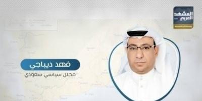 ديباجي يحذر من تحالف إيران وتركيا والإخوان في المنطقة