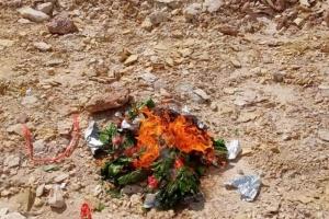 رصد مهرب قات في عقبة العرشة بساحل حضرموت