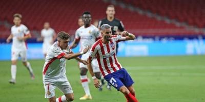 أتلتيكو مدريد يعزز مركزه الثالث على حساب مايوركا