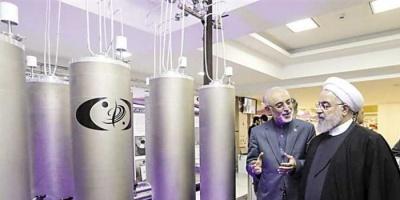 إيران ترفض أي تدخل في تعاونها مع وكالة الطاقة الذرية