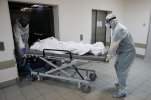 كورونا يقتل 25 شخصًا في موسكو