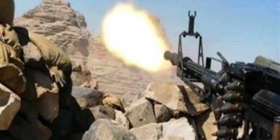 خسائر فادحة لمليشيا الحوثي شمالي الضالع