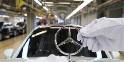 """""""دايملر"""" تقرر بيع مصنعها في مدينة هامباخ الفرنسية"""