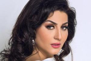 """وفاء عامر تطلب من جمهورها الدعاء لنجل شقيقتها """"آيتن"""""""