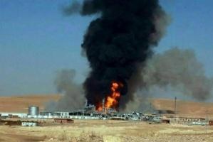 انفجار في محطة الزرقان للطاقة الكهربائية في الأحواز