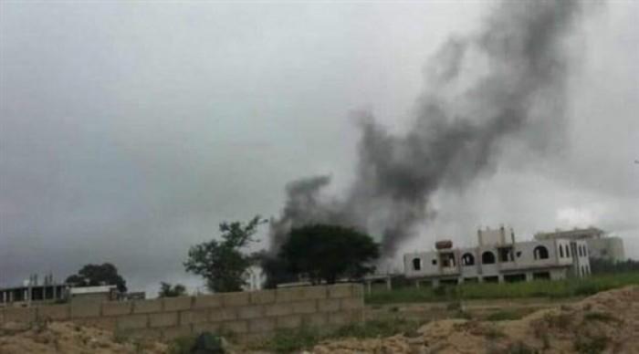 مليشيا الإخوان تُهاجم قوات اللواء 35 مدرع بالتربة